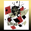 Abstract Nature Tee Design