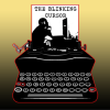 Blinking Cursor Blog Logo